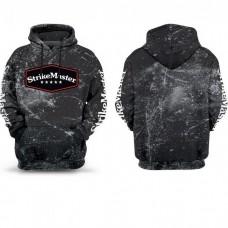 Strikemaster Black Ice Hoodie