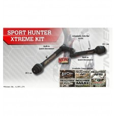 Bee Stinger Sport Hunter Extreme Kit 8.6 Black